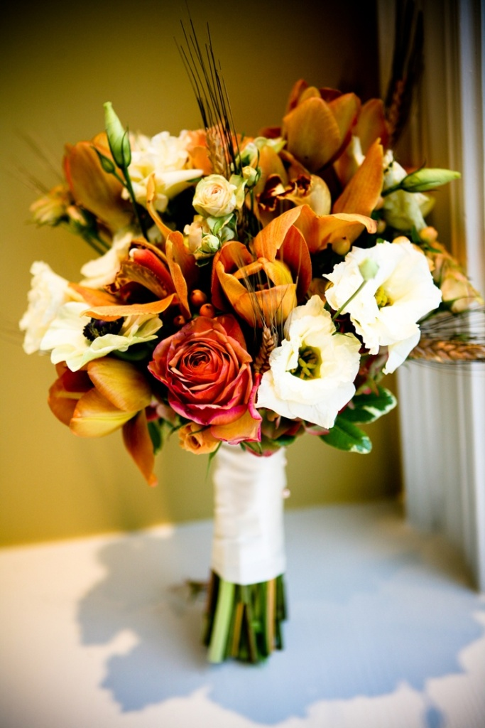 Landmark Event Center Blog Fall Bouquets and Centerpieces