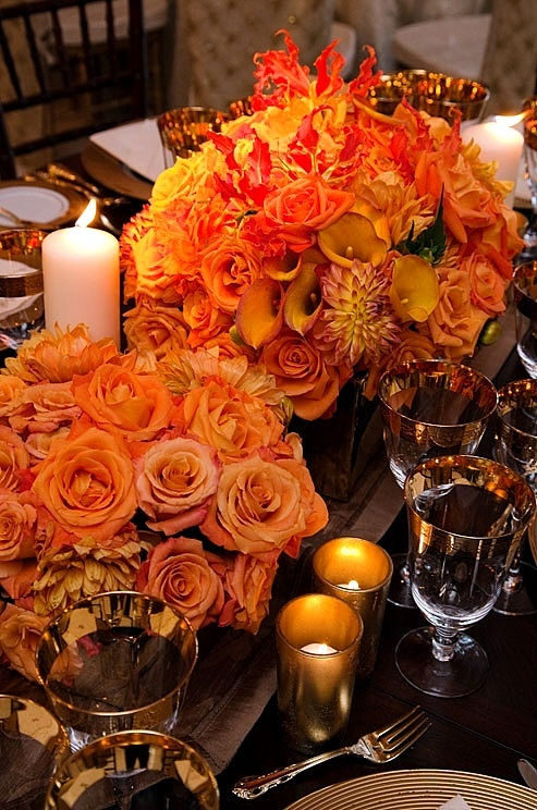 Fall Decor Centerpieces